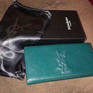 Authentic Yves Saint Laurent wallet